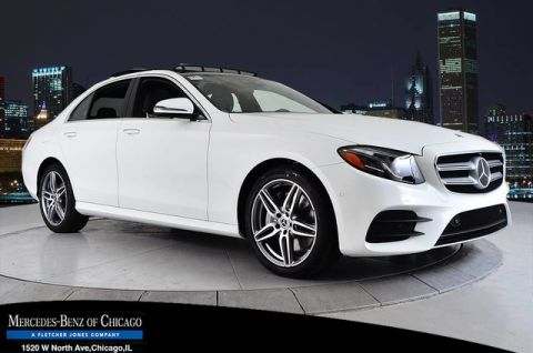 New 2018 Mercedes-Benz E 300 Sport 4MATIC®