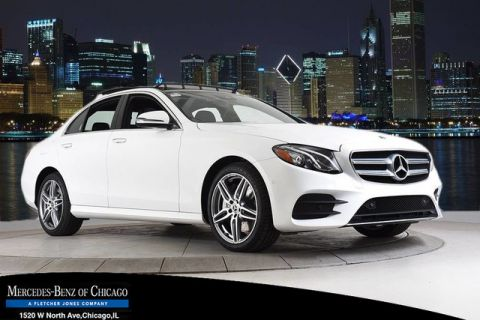 New 2018 Mercedes-Benz E 400 4MATIC®